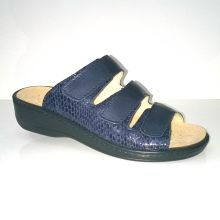 Sanofit 412 Pantoletten blau 42
