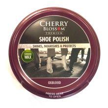 CHERRY BLOSSOM Premium Hartwachs Schuhcreme