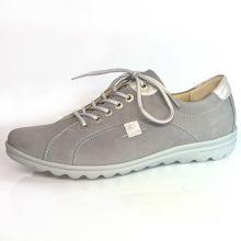 Hartjes XS Damen Sneakers grau Nubuk 5,0