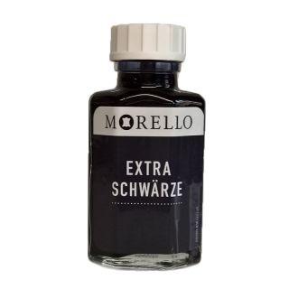 Morello Extra Lederschwärze
