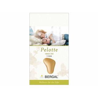 Bergal Pelotten T-Form